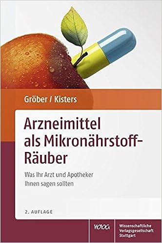 Vorschaubild: Arzneimittel als Mikronährstoff-Räuber