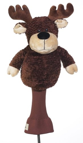 Creative Covers for Golf Murphy the Moose Golf Club Head Cover (Murphy Moose)