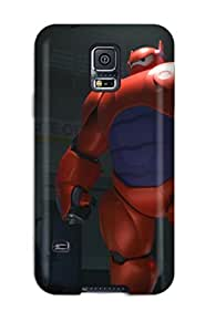 New Shockproof Protection Case Cover For Galaxy S5/ Big Hero 6 Case Cover