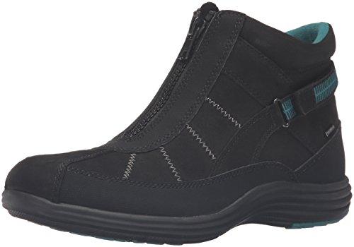 Aravon Women's Beverly-AR Boot,Black,7 D - Shops Center Beverly At
