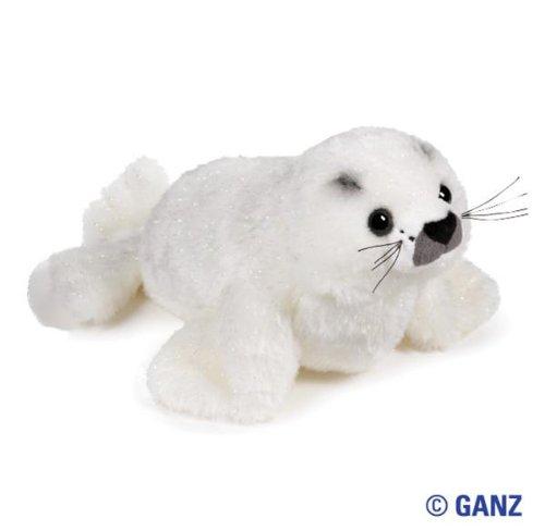 Webkinz Seal (Webkinz Sparkle Harp Seal with Trading Cards)