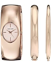 Women's Quartz Metal and Alloy Dress Watch, Color Rose Gold-Toned (Model: AK/2636RGST)