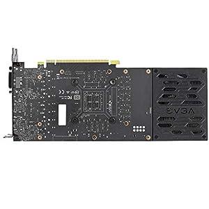 EVGA 06G-P4-2067-KR GeForce RTX 2060 SC Ultra Gaming, 6GB GDDR6, Dual HDB Fans