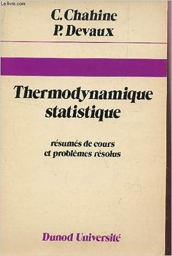 THERMODYNAMIQUE PDF LUMBROSO TÉLÉCHARGER GRATUIT