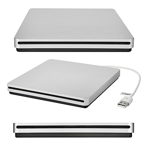 AMASKY Ultra thin External Burner Macbook