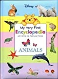 My Very First Encyclopedia with Winnie the Pooh and Friends: Animals, Disney Book Group, 0786836385