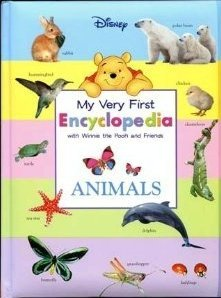 My Very First Encyclopedia With Winnie the Pooh and Friends: Animals, Books Are Fun ()