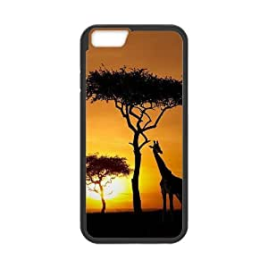 "Sunset New Fashion Case for Iphone6 Plus 5.5"", Popular Sunset Case"