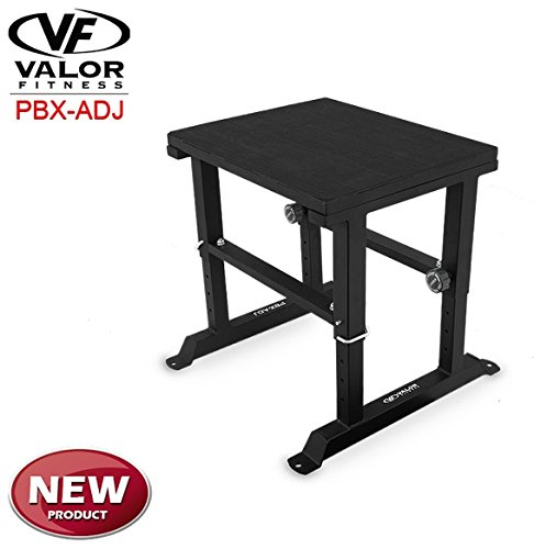 Valor Fitness Adjustable Plyobox by Valor Fitness