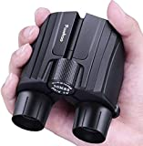 Best Concert Binoculars - Compact Binoculars,10x25 Pankoo Small Folding Portable Lightweight High Review