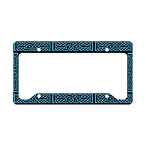 license plate frame celtic knot - 3