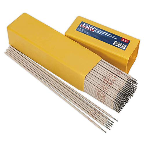 Amazon.com: Sealey WESS5025 - Electrodos de soldadura (acero ...