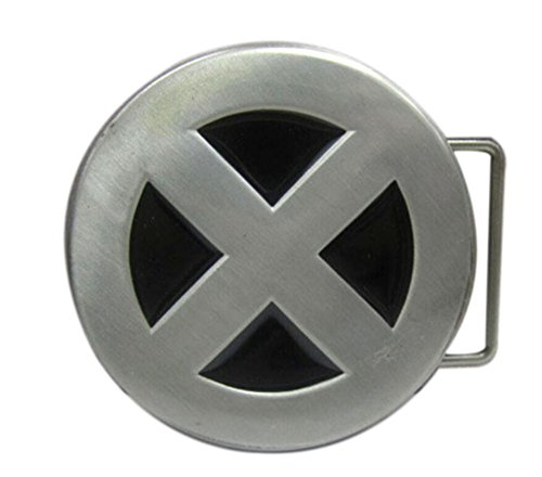 UUC X-Men Superhero Solid Metal Cool Belt Buckle