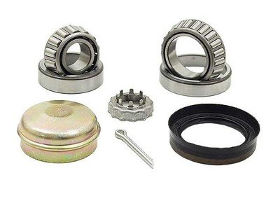 Cabriolet Wheel Bearing Kit - Audi/VW A4 Cabriolet Rear Wheel Bearing Kit FAG Brand New 396 54015
