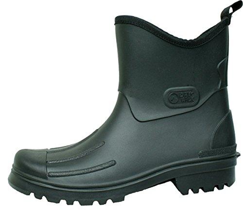 BOCKSTIEGEL® PETER Hombres - Cargadores del tobillo de goma | Tamaños: 41-48 Black
