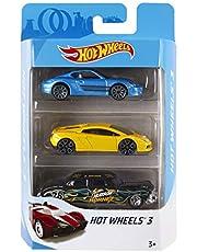 Hot Wheels K5904 Diecast 3Pack Assortiment