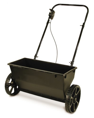 Precision Products 50-Pound Capacity Drop Spreader DS1000KDGY by Precision Products