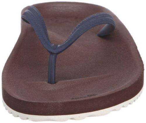 Flip Flop apparel daybed candy men 30146 - Chanclas de caucho para hombre Azul (deep night/ choco/ lotion 433)