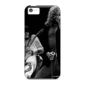 High Quality Shock Absorbing Case For Iphone 5c-led Zeppelin