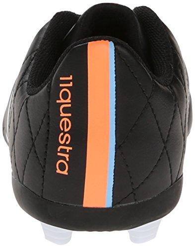 Adidas Questra FG Junior Jugend US 4.5 Schwarz Klampen UK 4 EU 36.5