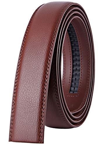 Alden Dress Belt - Mens Belt Accessories,Bulliant Individual Ratchet Strip for Mens Dress