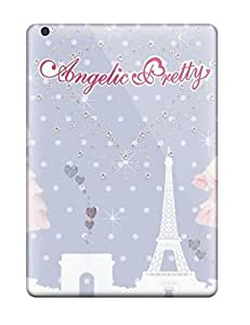 3847752K43885901 New Awesome Angelic Pretty By Guillaumes Skin Case Cover Shatterproof Case For Ipad Air