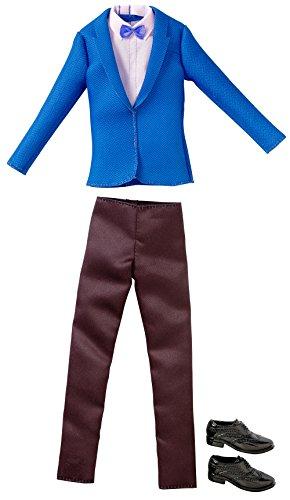 Barbie Ken Fashion Blue Suit