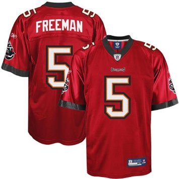 Tampa Bay Buccaneers NFL Jersey - Freeman  5 - Youth X Large   Mens Small 3b2d586280d