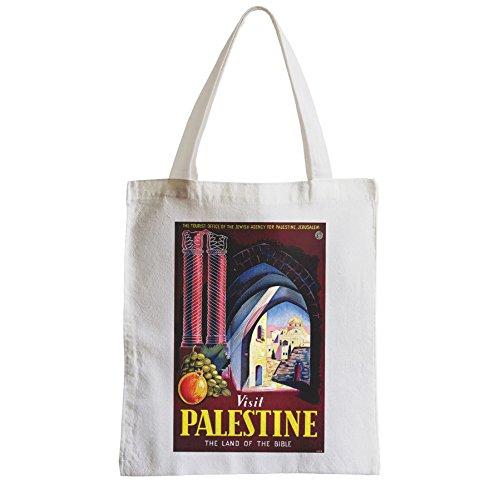 Große Tasche Sack Einkaufsbummel Strand Schüler Palästina-Land der Bibel Sacre Reise