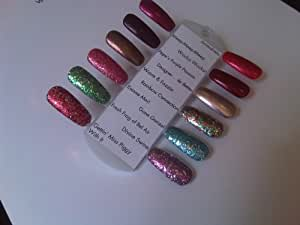Opi 2011 Winter the Muppets Collection Full 12 Bottle **The Muppets Red/neutrals and Glitters