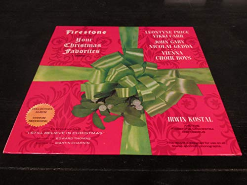 Firestone Presents Your Christmas Favorites, Vol. 7 (Firestone Cover)