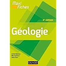 Maxi Fiches de Géologie: En 90 Fiches 4e Éd.