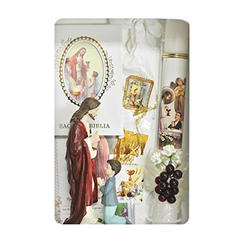 Catholic & Religious Gifts, First Communion Gift Set BOY English by SF001