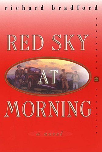 Red Sky At Morning by Richard Bradford