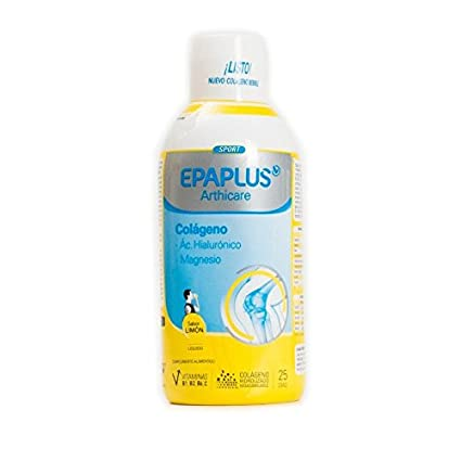 EPAPLUS COLAG+MG BEBIBLE LIMON