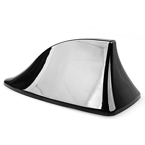 Car Auto Black Durable Shark Fin Style Roof Mount FM//AM Radio Antenna Aeria Universal Fit