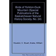 Birds of Yorkton-Duck Mountain