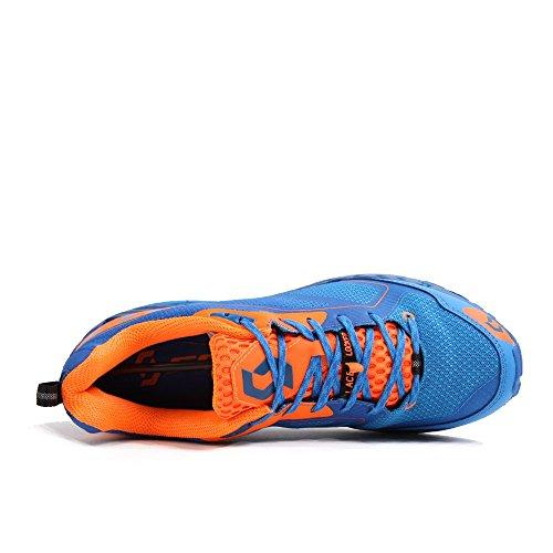 Scott - T2 Kinabalu 3.0, color blue / orange, talla UK-10.5