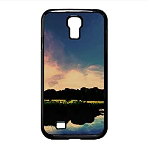 Lake Watercolor style Cover Samsung Galaxy S4 I9500 Case (Lakes Watercolor style Cover Samsung Galaxy S4 I9500 Case)