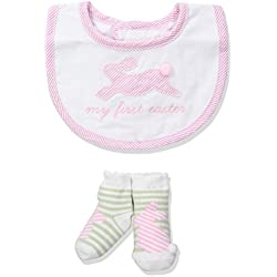 Easter outfits for babies mud pie baby holiday gift set easter bunny one size negle Choice Image