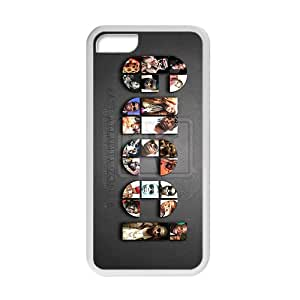SANLSI Gucci design fashion cell phone case for iPhone 5C
