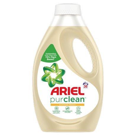 Ariel Purclean - Líquido de lavado (30 lavados, 1,05 L ...