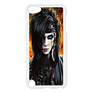 Rock band Black Veil Brides BVB Hard Plastic phone Case Cover FOR Ipod Touch 5 XFZ444202
