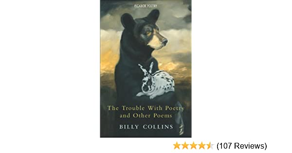 Amazoncom The Trouble With Poetry And Other Poems Ebook