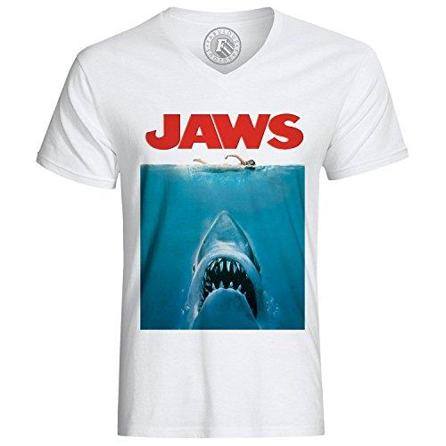 T-Shirt Der weiße Hai White Sea Sharks