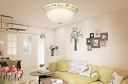 Plafoniere Per Veranda : Creativi casa lampade a soffitto stanza circolare