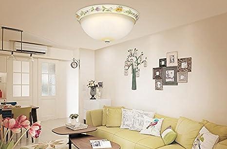 Plafoniere Per Veranda : Plafoniere decorative soffitto stanza circolare plafoniera giardino