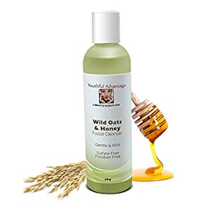 Face Wash Facial Cleanser; Facewash Acne Soap Cleaner for Daily Hydrating Skin for Men and Women. Best Natural Organic Antiaging Vitamin C Cleansers for Reducing Blackheads and Pimples Guaranteed!