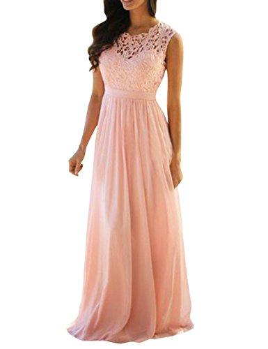 Maxi Green Summer Dress Evening Lace Bridesmaid Dark Duraplast Prom Women's Gown xwR7qA