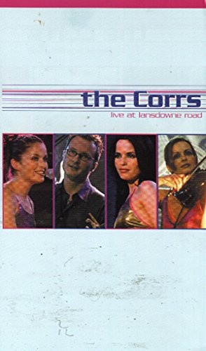 The Corrs: Live at Lansdowne Road [VHS] by
